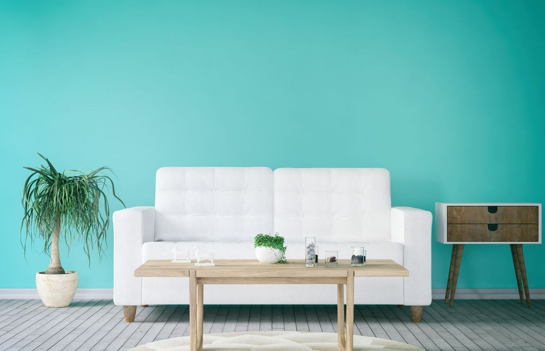 5 id es pour apporter de la couleur votre maison - La maison des couleurs ...