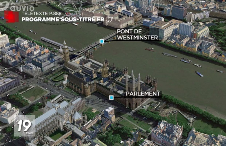 Attaque Terroriste: Attaque Terroriste Au Parlement De Westminster à Londres