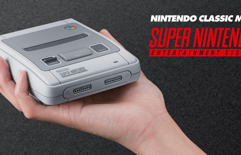 Nintendo ne lâche finalement pas sa poule aux oeufs d'or — NES Mini