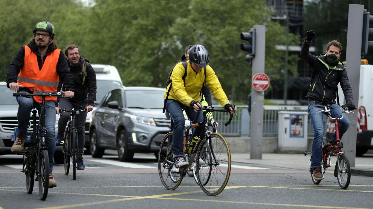 Bruxelles: l'Arau estime le plan de mobilité trop frileux