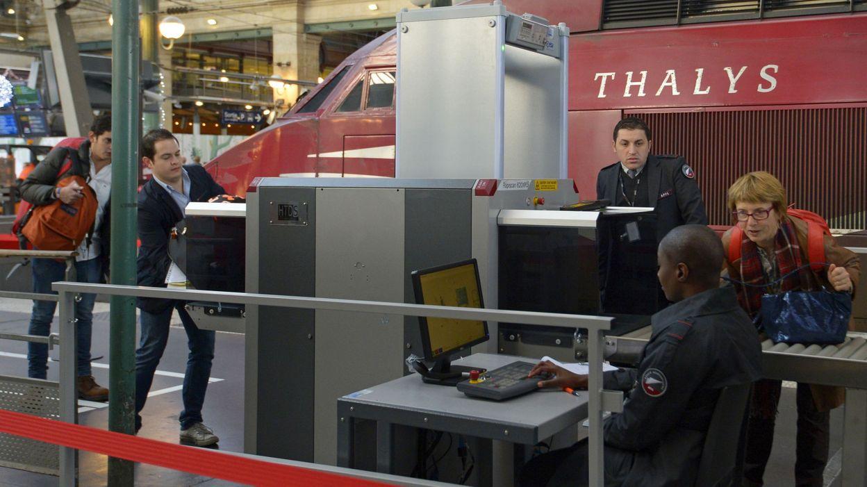 lutte antiterroriste 1er accord sur le contr le des passagers des trains internationaux. Black Bedroom Furniture Sets. Home Design Ideas