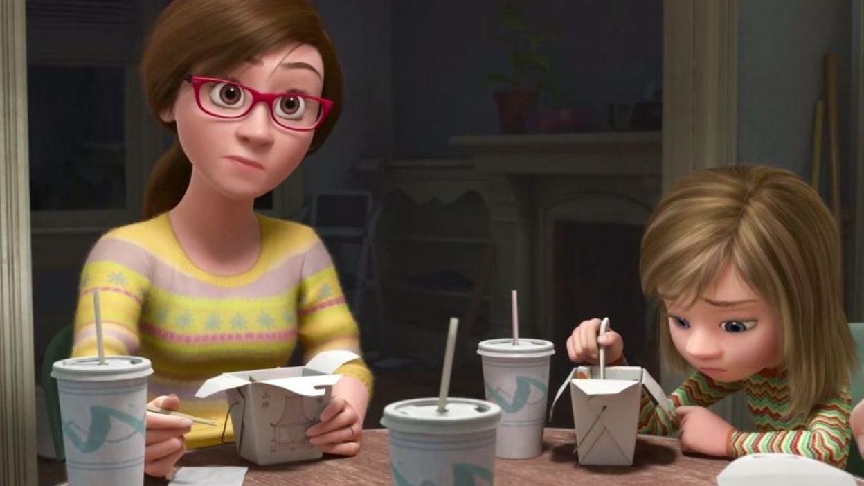 Pixar au coeur de nos motions dans cette nouvelle bande for Dans nos coeurs 35