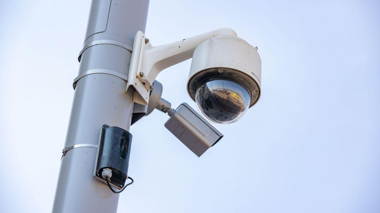 Les caméras intelligentes de la côte belge doivent être revues selon l'Autorité de protection des données - RTBF