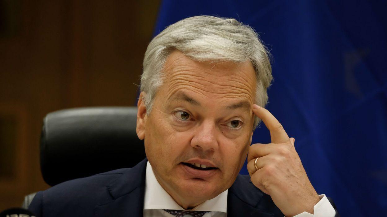 Quatre djihadistes belges sont concernés par les expulsions de Turquie, selon Didier Reynders
