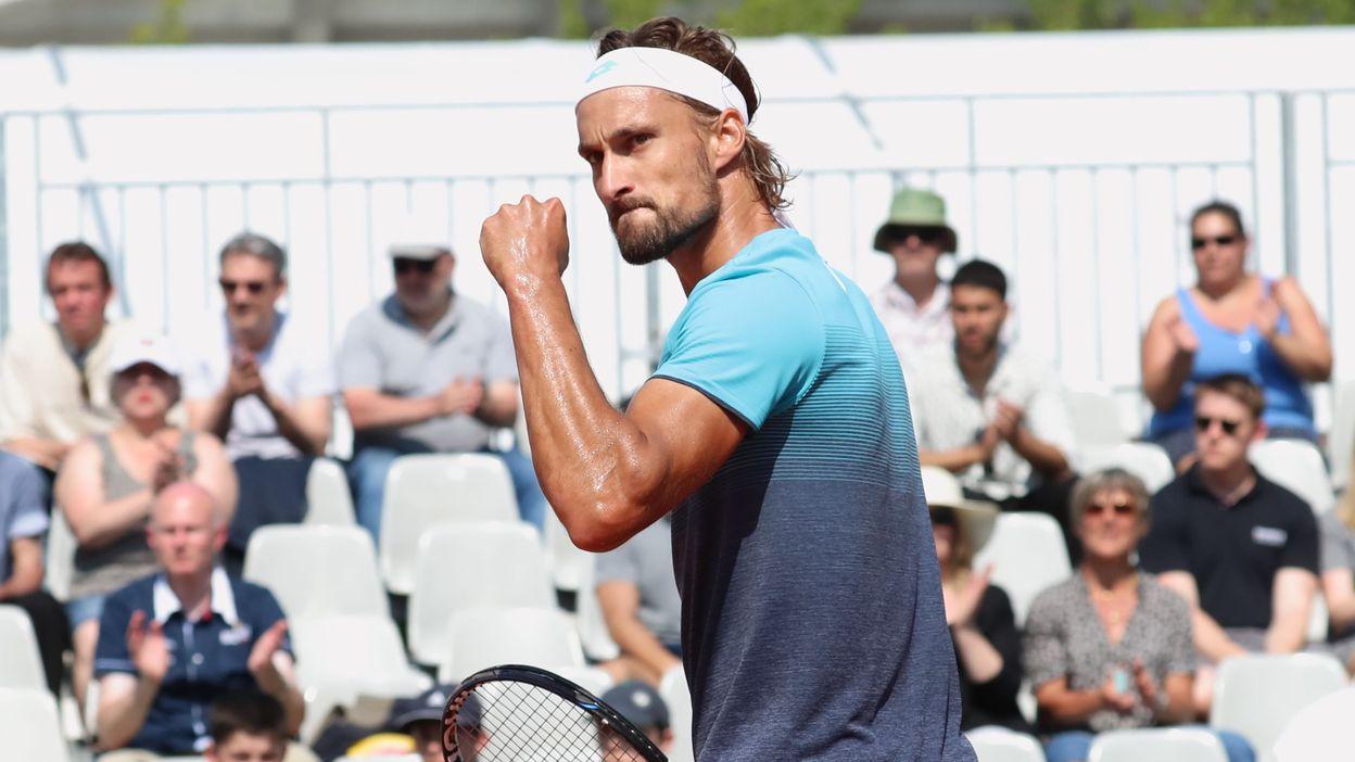 Ruben Bemelmans, repêché, intègre le tableau final de Roland-Garros
