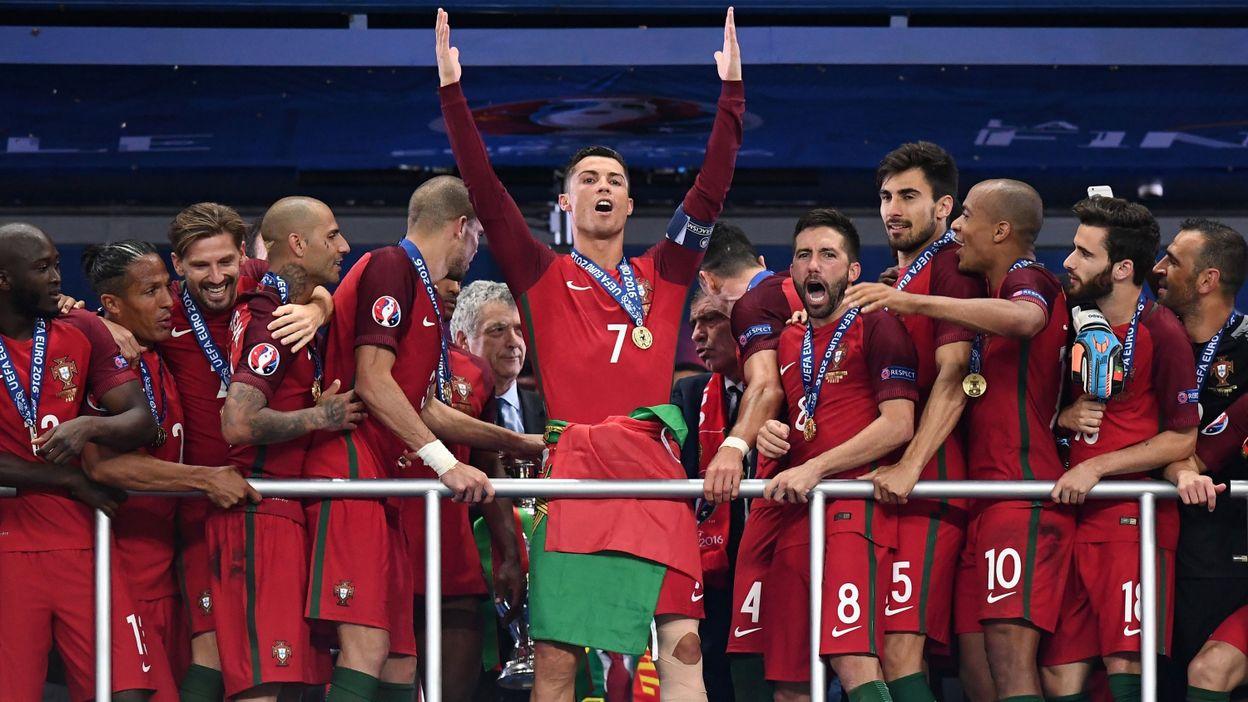 Le portugal avec une majorit de champions d 39 europe la coupe des conf d rations - Coupe d europe des champions ...
