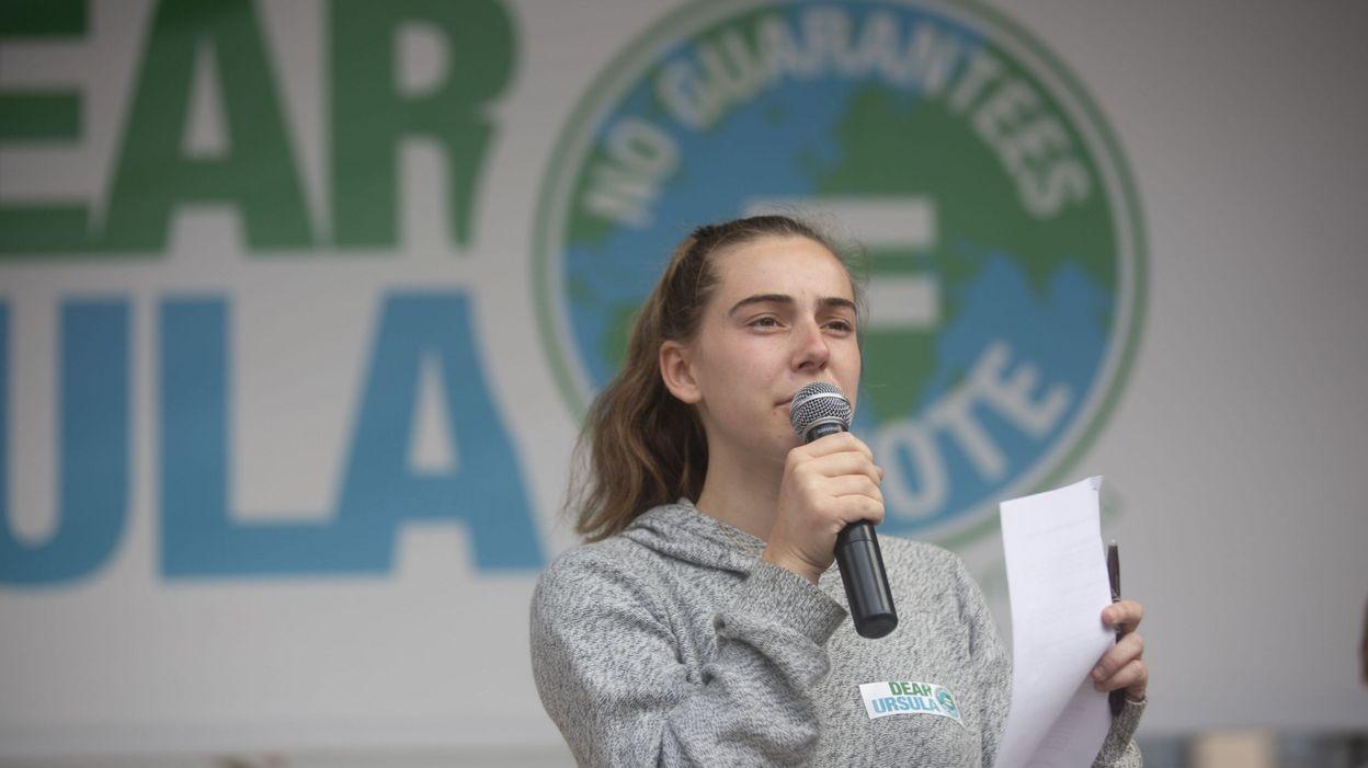 Nouvelle politique agricole commune : les jeunes Belges de Youth for Climate dénoncent son incohérence