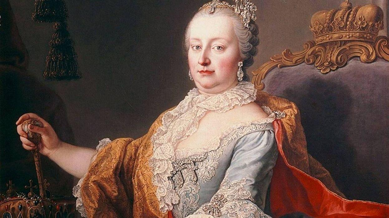 Marie-Thérèse d'Autriche, le pouvoir au féminin