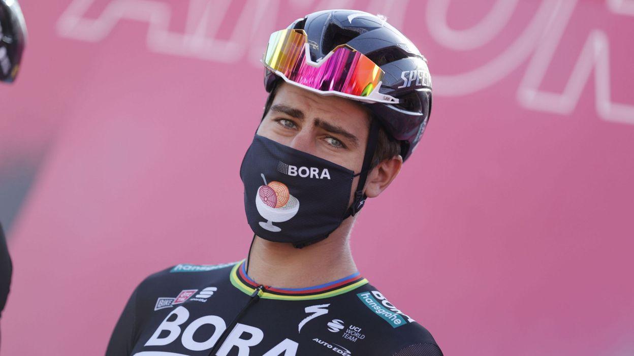 Sport Sagan, en retard de préparation, laissé de côté pour le week-end d'ouverture belge - RTBF