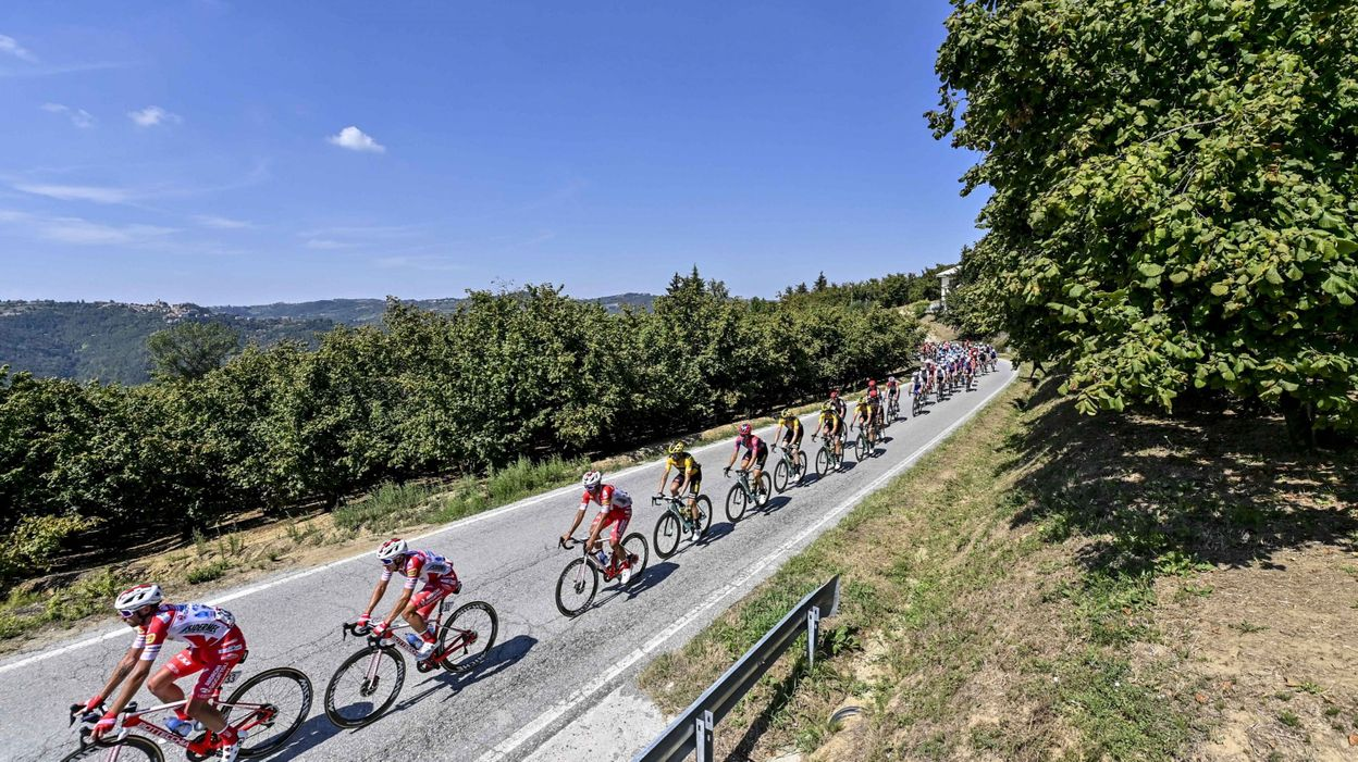 Sport Milan - Sanremo : Un parcours