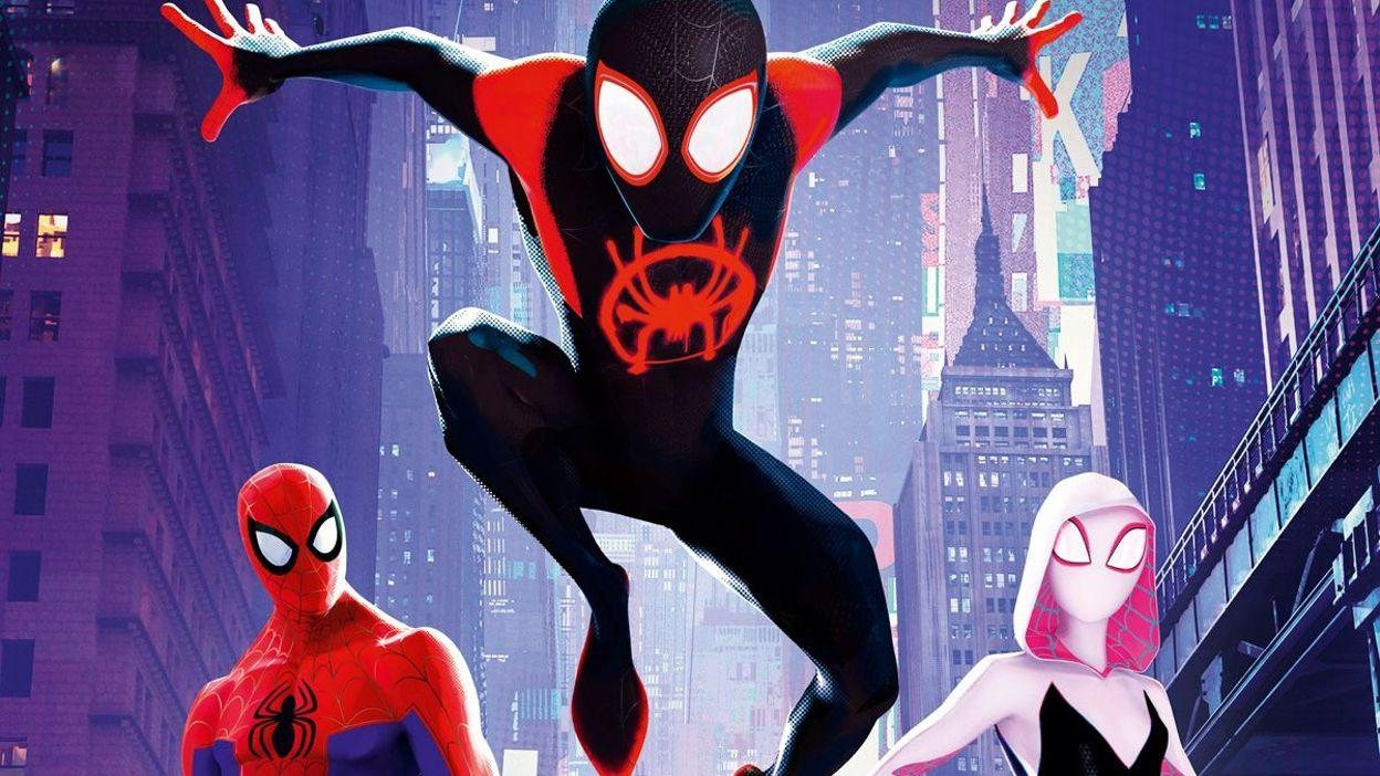 Spider Man New Generation Decroche L Oscar Du Meilleur Film D