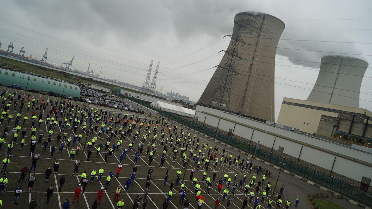 Engie affiche un déficit d'1,5 milliard et plonge la Belgique dans l'incertitude de son approvisionnement en électricité d'ici 2025 - RTBF
