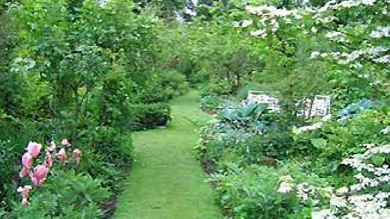 Le jardin d 39 ang lique rtbf jardins loisirs for Jardin loisir