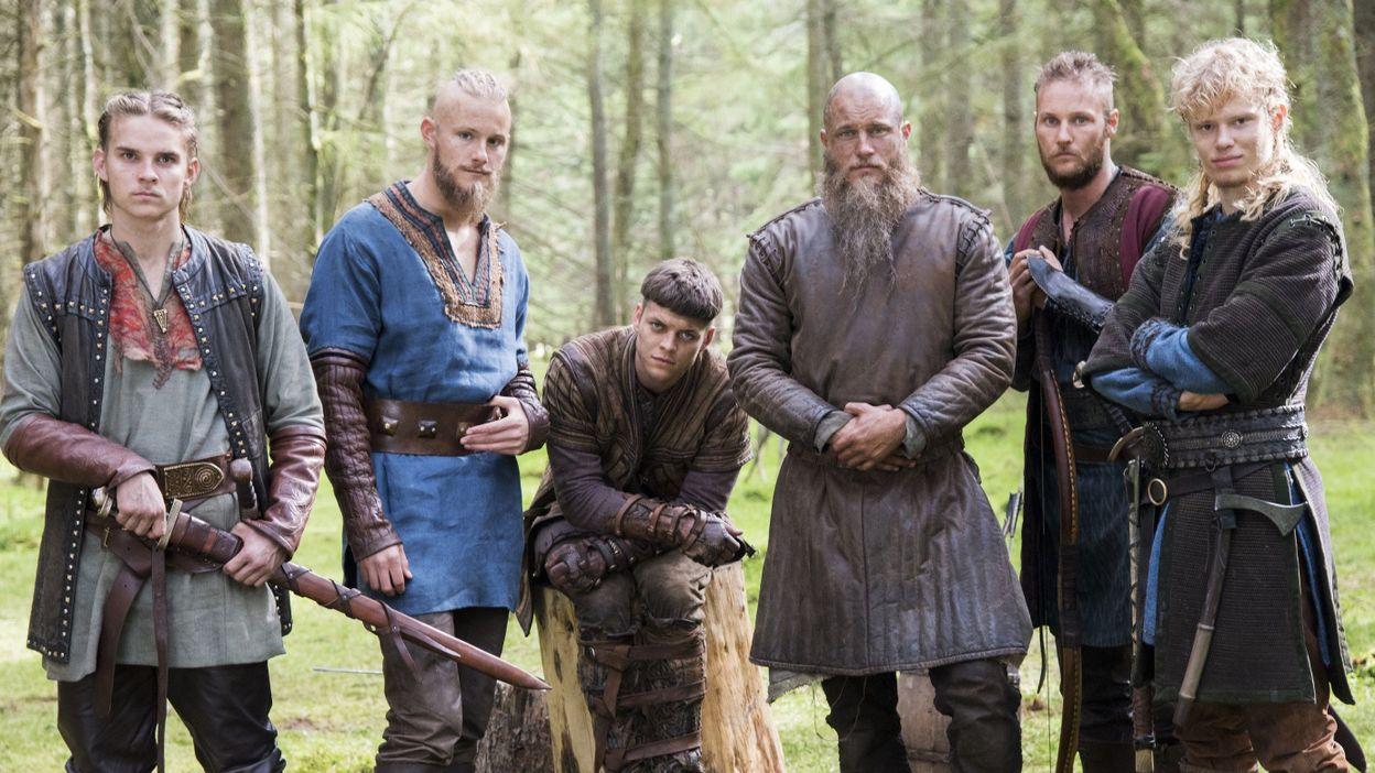 Vikings Iv Deuxième Partie Les Fils De Ragnar Plus Révoltés Que Jamais