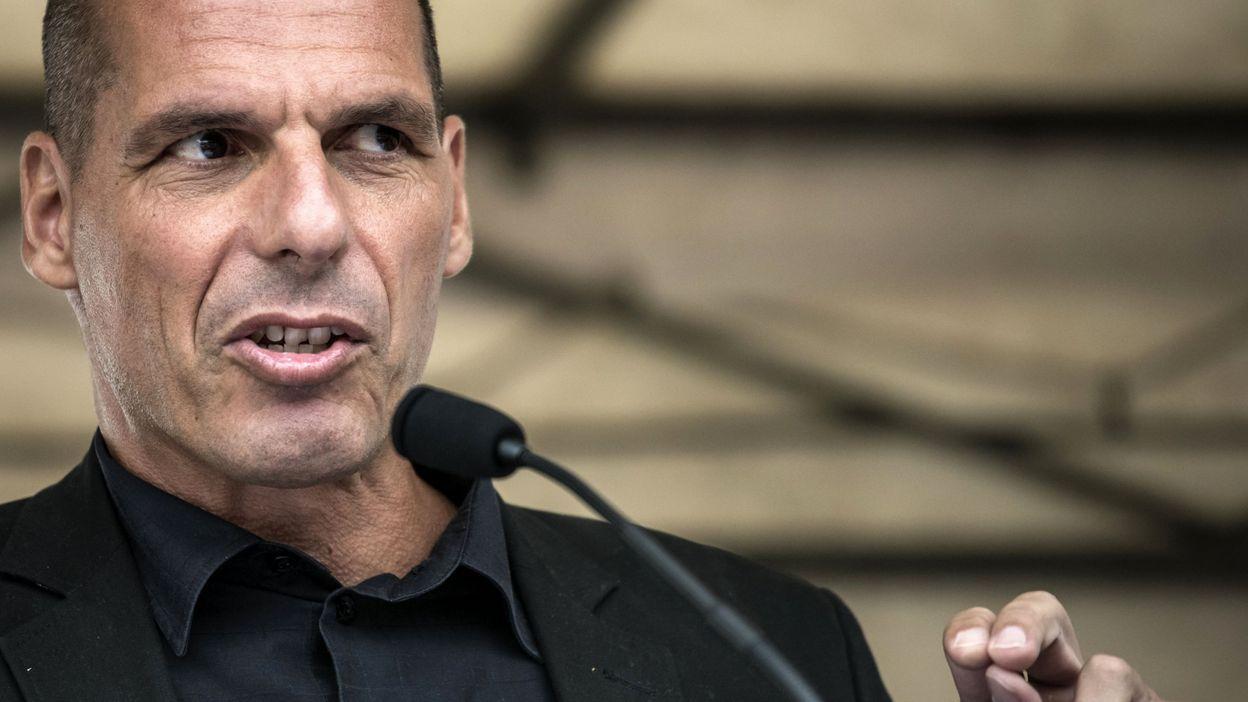 """Varoufakis défend avec ardeur son """"plan grec"""" devant les dirigeants européens"""