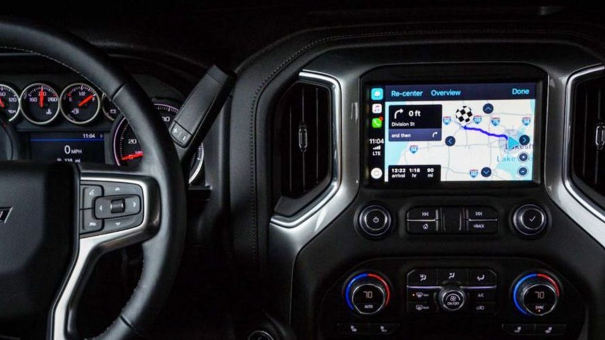 apr s google maps c 39 est au tour de waze d 39 arriver sur apple carplay. Black Bedroom Furniture Sets. Home Design Ideas