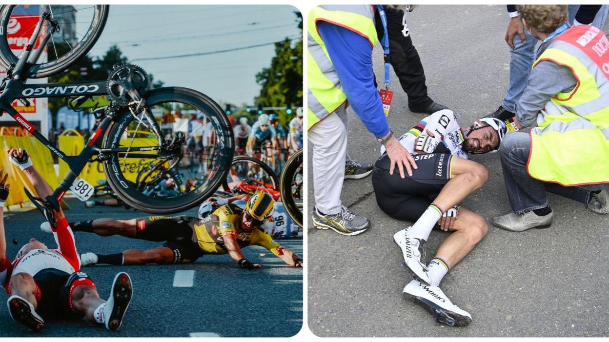 Sport Position sur le vélo, barriérage, motards: l'UCI serre la vis - RTBF