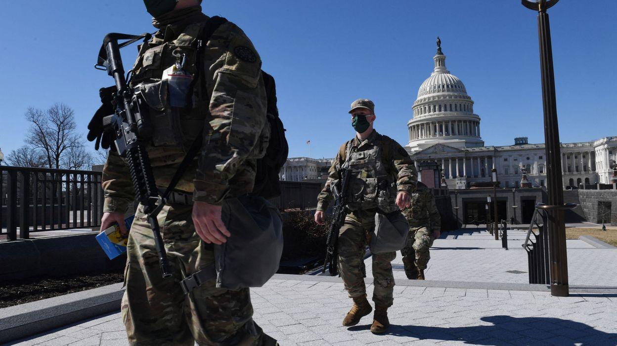 11h59 Pourquoi les autorités américaines craignent une nouvelle attaque du Capitole en ce 4 mars - RTBF