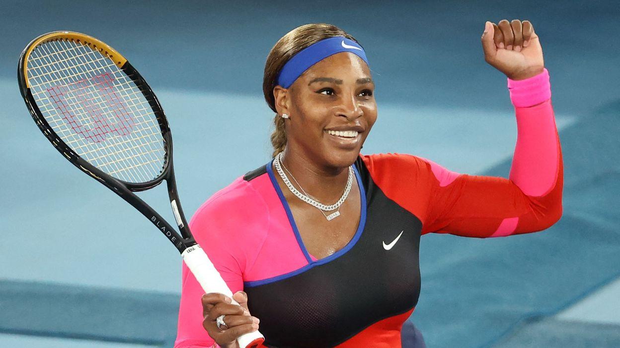 Sport Open d'Australie : Serena Williams élimine Simona Halep et rejoint Naomi Osaka en demi-finale - RTBF