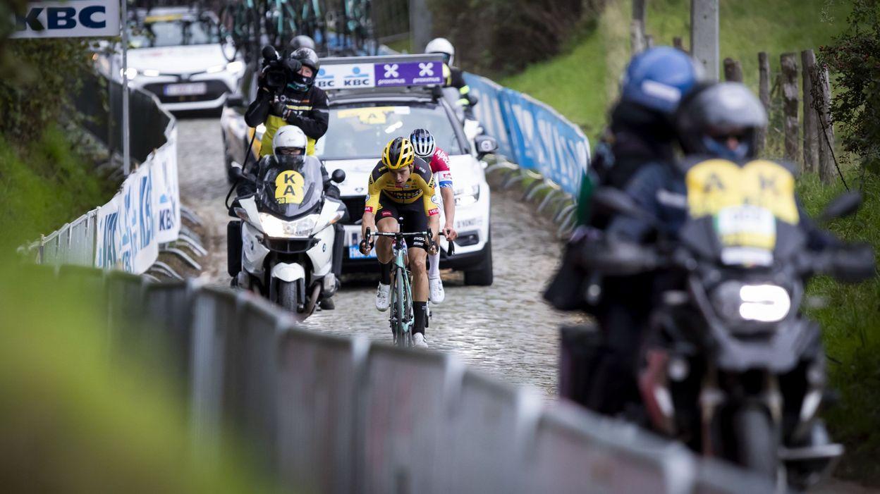 Tour des Flandres : L'édition 2021 se déroulera sans public - RTBF