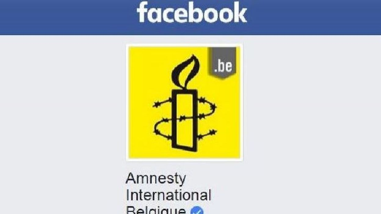 Amnesty International Facebook