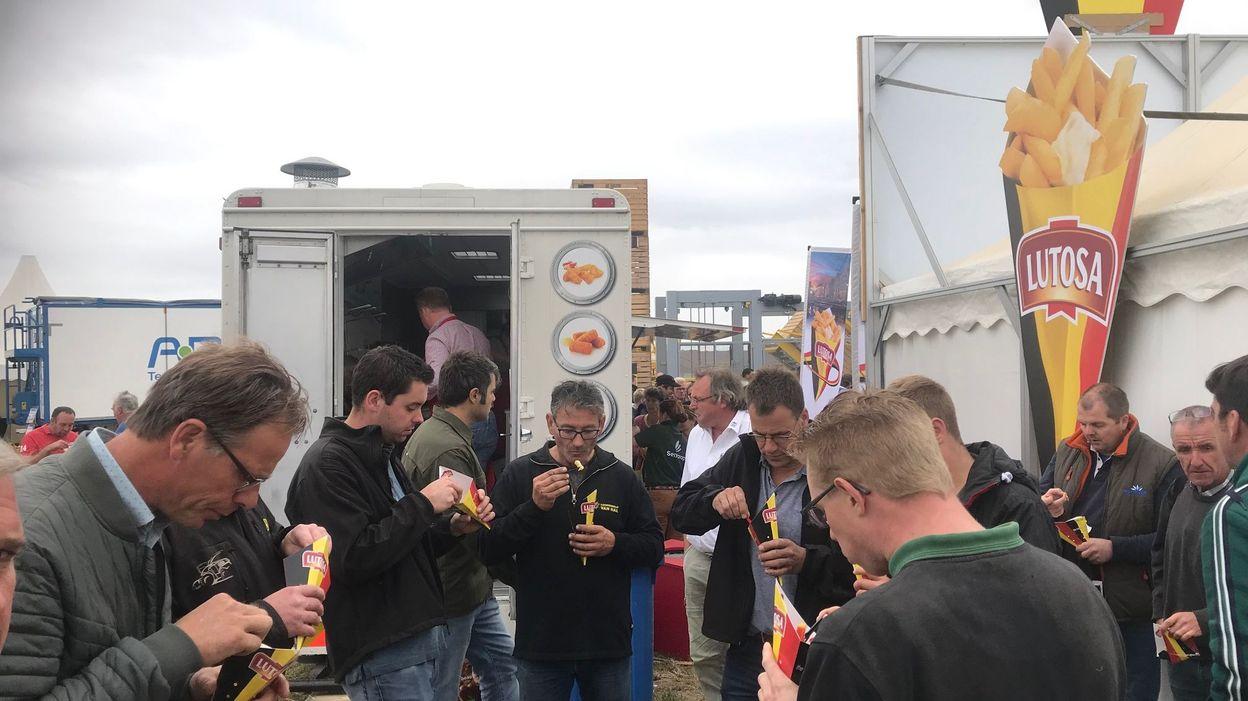 Potato Europe 2019, le salon de la pomme de terre, débarque à Kain