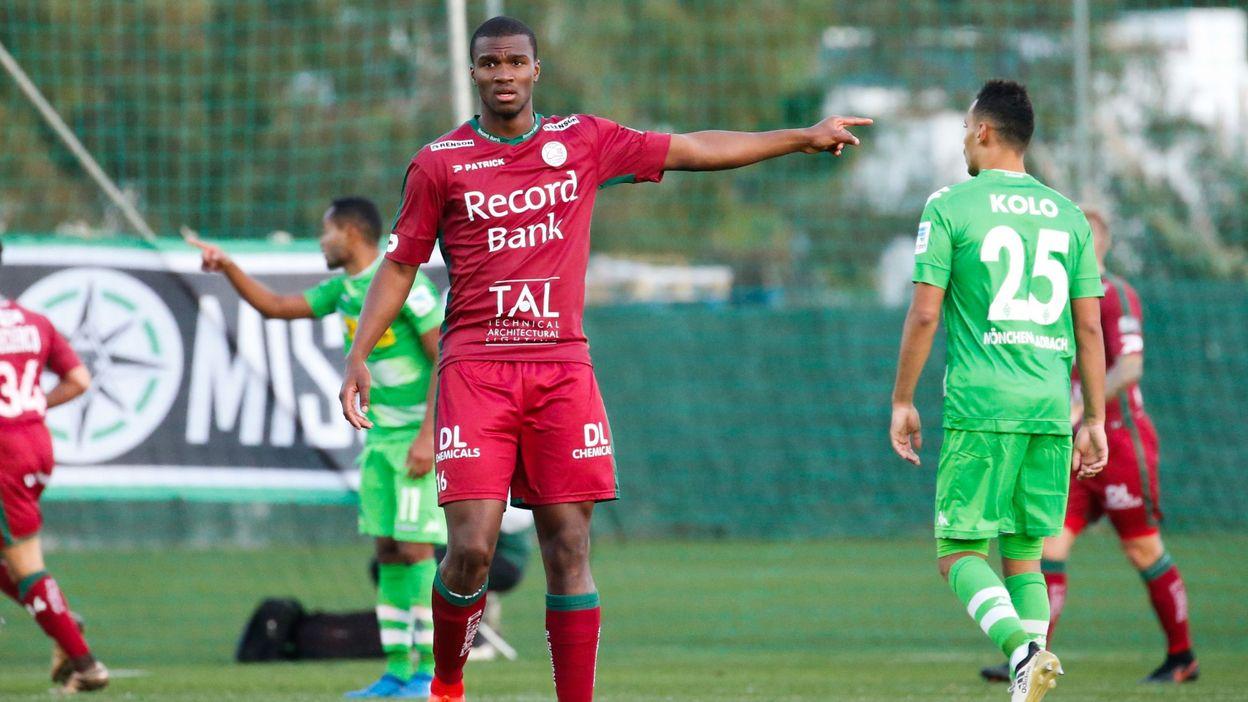 Le jeune Obbi Oularé sur le point de filer à l'Antwerp pour une saison