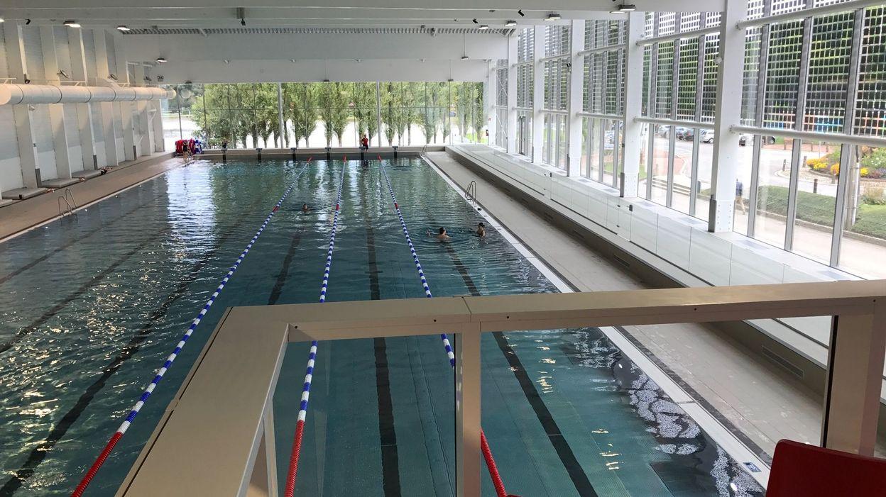 Nivelles a d sormais une des piscines publiques les plus for Piscine publique