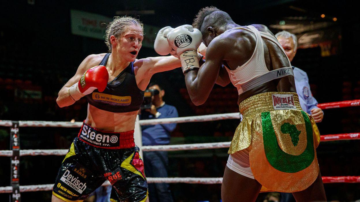 Delfine Persoon privée des Jeux de Tokyo, la Belgique d'une belle chance de médaille - RTBF