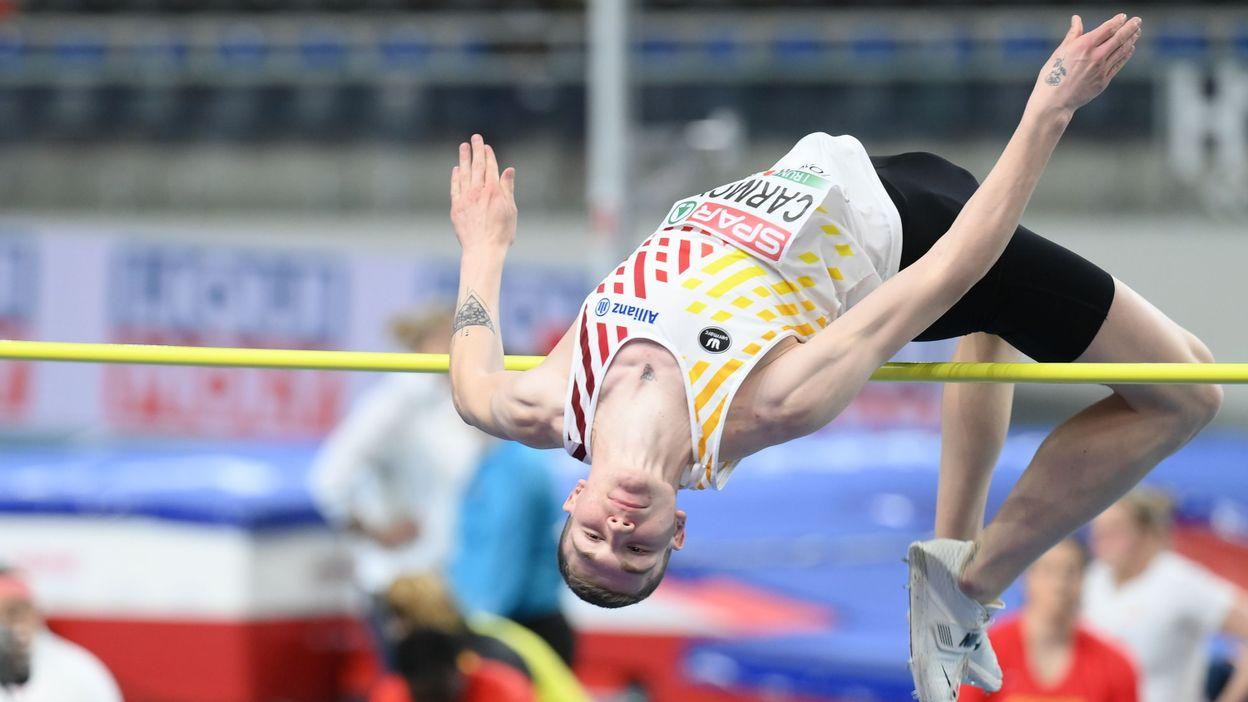 Euro d'athlétisme de Torun : Carmoy (hauteur) et Baetan (1.500 mètres) en finale - RTBF