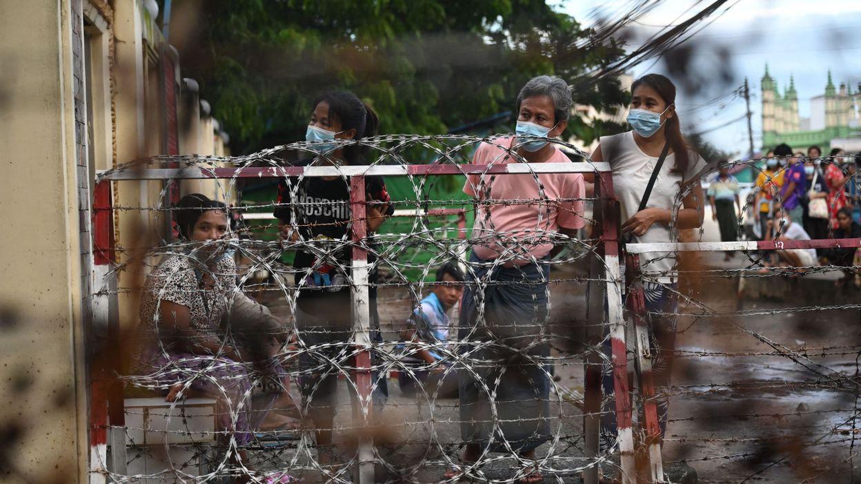 """Coup d'Etat en Birmanie : l'ONU redoute des """"atrocités"""""""