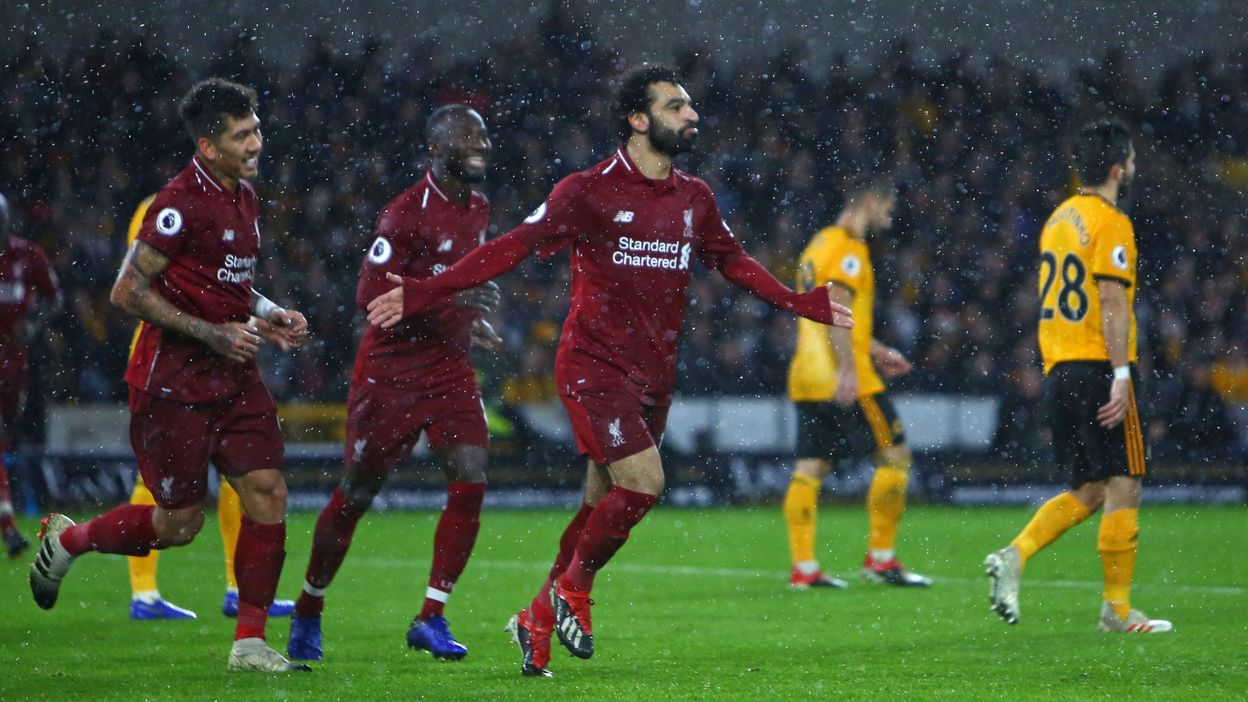 Mohamed Salah et Virgil Van Dijk portent le leader
