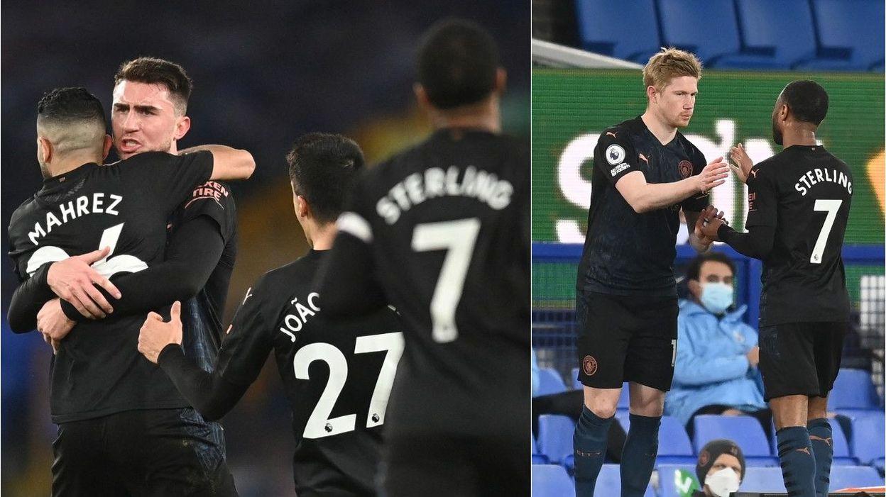 Manchester City enchaîne un 17e succès face à Everton, Kevin De Bruyne rejoue 10 minutes - RTBF