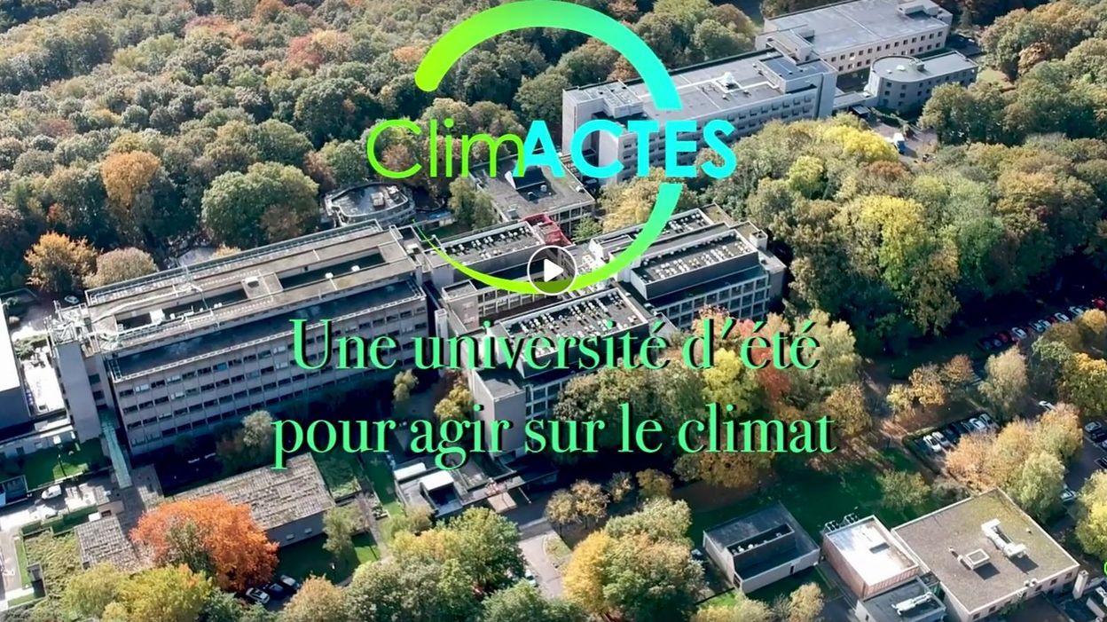 Une université d'été à Liège pour concrétiser les projets climat des jeunes