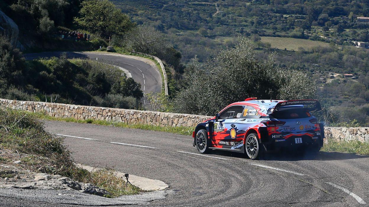 Rallycross 2020 Calendrier.Wrc 2020 Kenya Japon Et Nouvelle Zelande In Corse