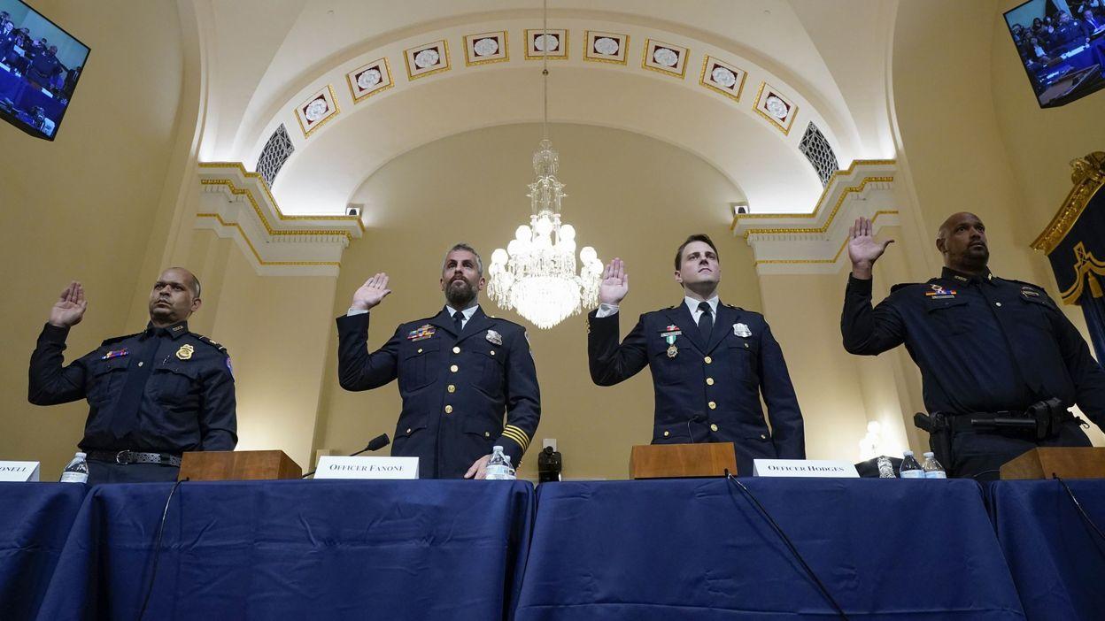 Début de l'enquête de la commission du Congrès américain sur l'assaut du Capitole