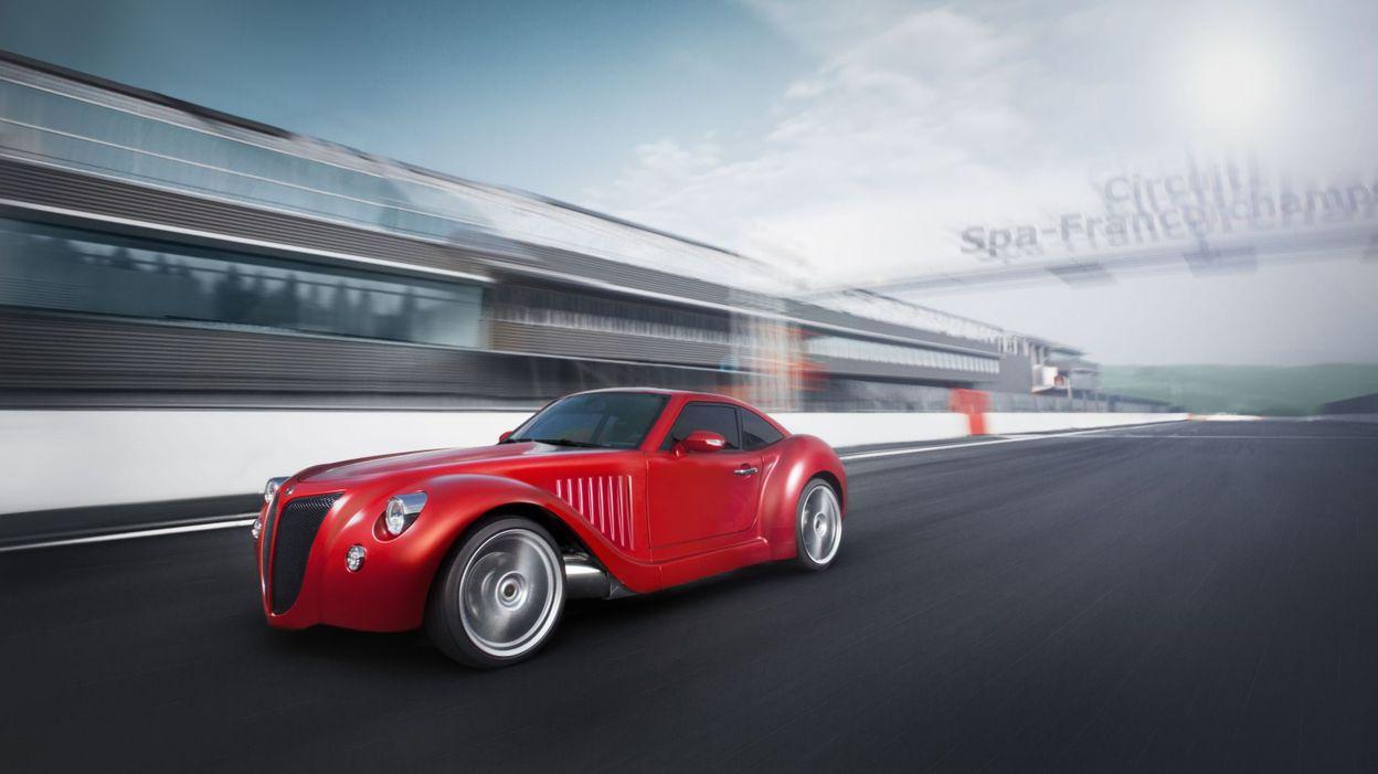 le projet de voiture hybride imp ria et green propulsion sauv s par des li geois. Black Bedroom Furniture Sets. Home Design Ideas