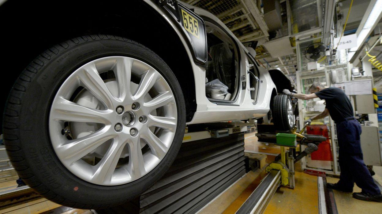 La Automobile Se En Production Porte Belgique Bien SpqzVMU