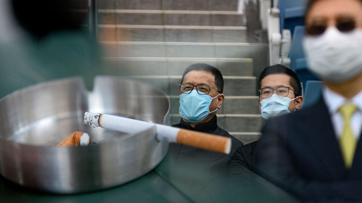 coronavirus and smoking-н зурган илэрц