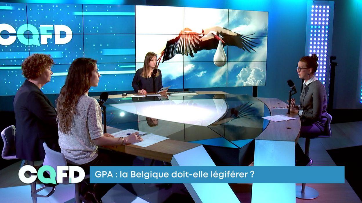 Mères porteuses: La Belgique doit-elle légiférer?