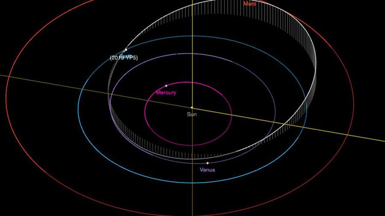 Un astéroïde va passer