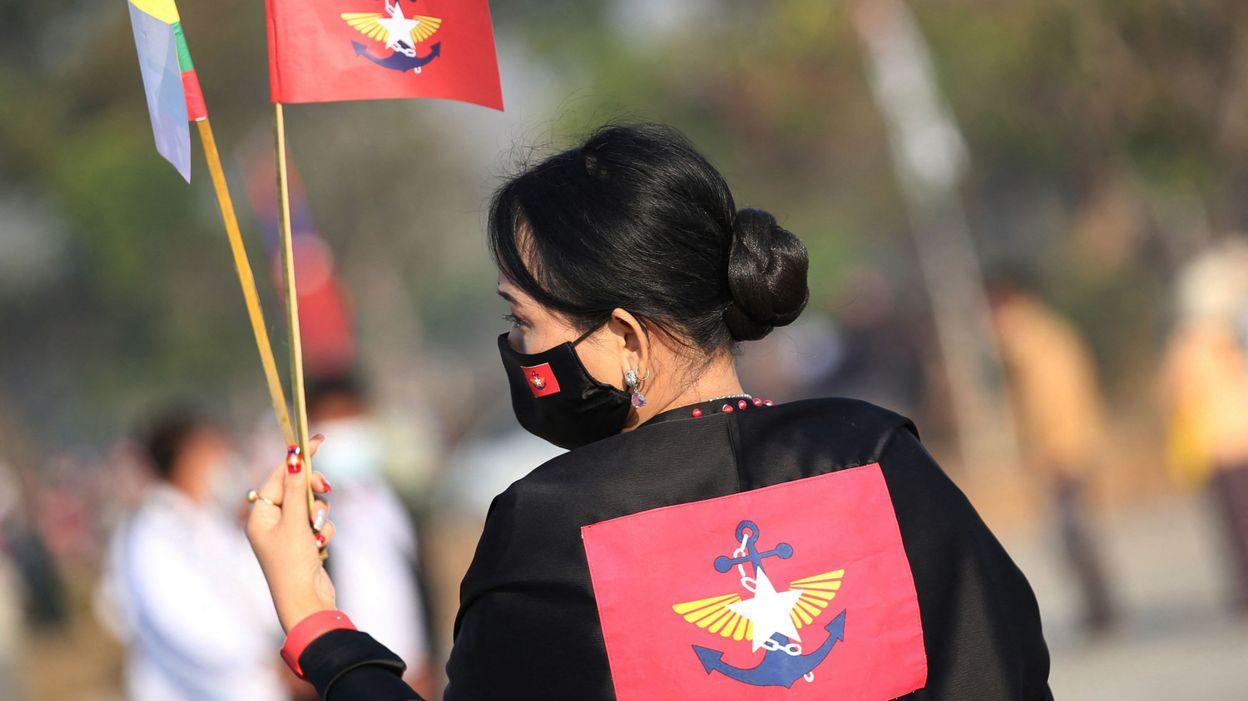 Coup d'État en Birmanie : plus de 23.000 détenus remis en liberté - RTBF