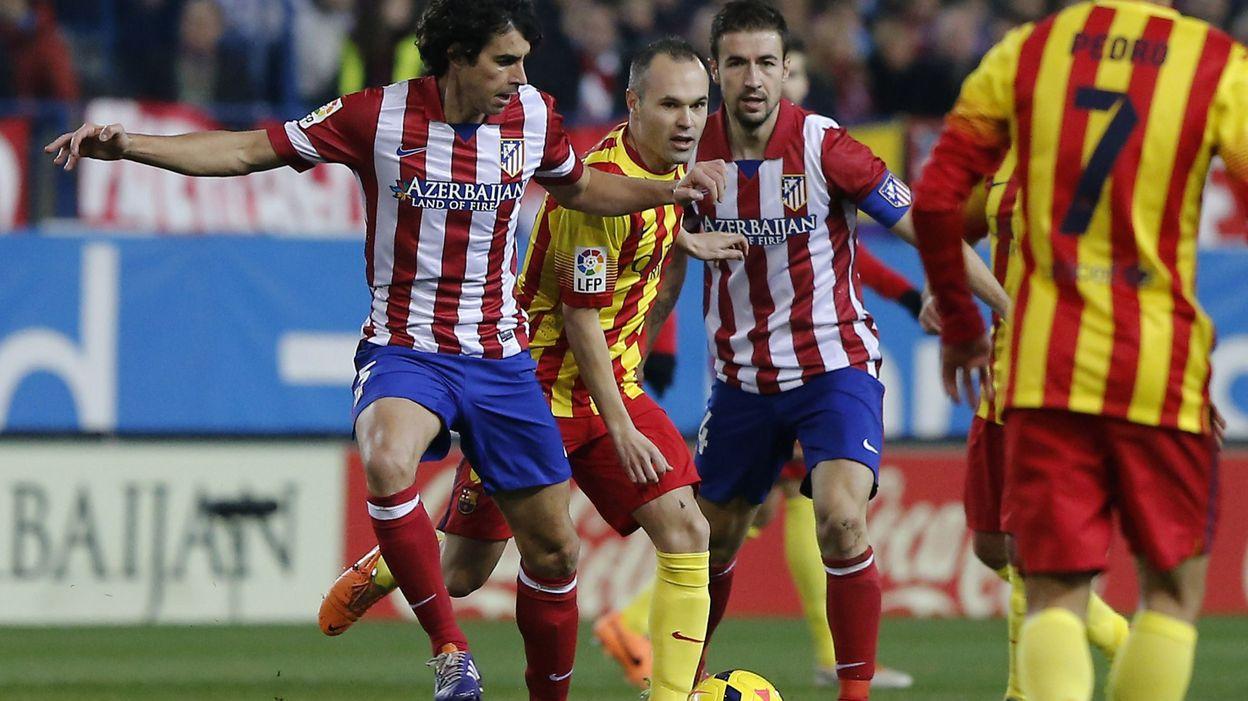 Barça Atletico