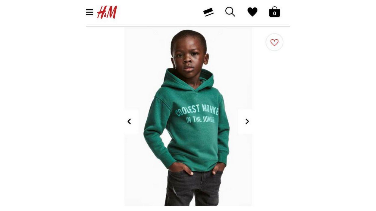 Campagne S'excuse Jugée H Pour Raciste Marque Sa amp;m La e9Y2IWEDH