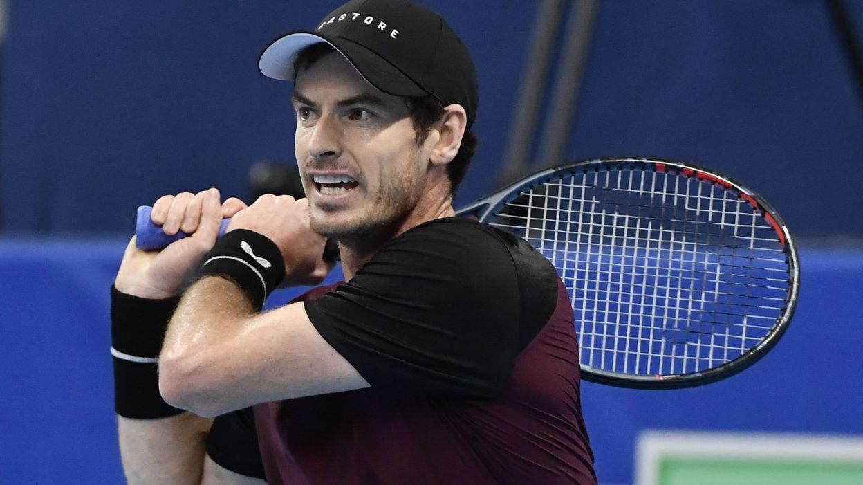 De retour en Coupe Davis, Murray (Grande-Bretagne) et Djokovic (Serbie) seront à Madrid