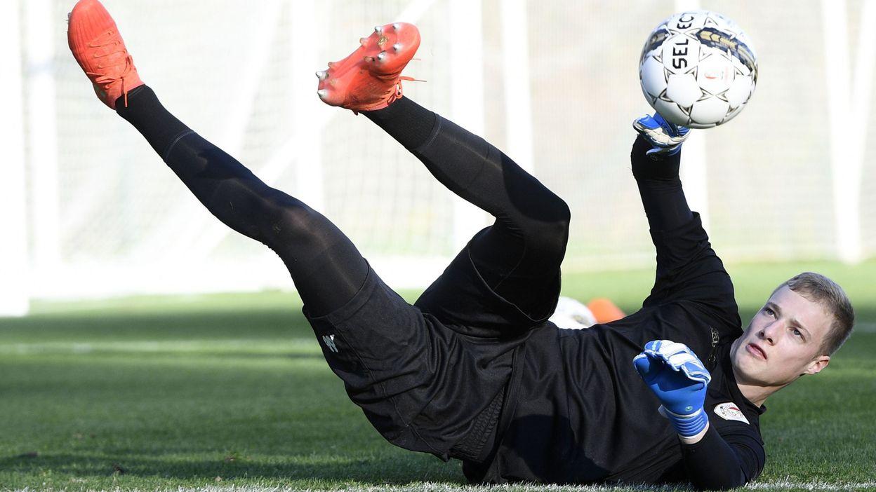 Arnaud Bodart Ans Signe Son Premier Contrat Pro Au Standard