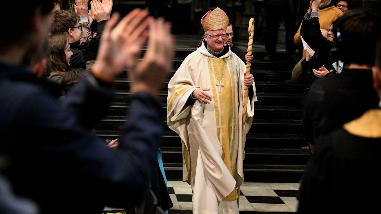 Lode Van Hecke est le nouvel évêque de Gand