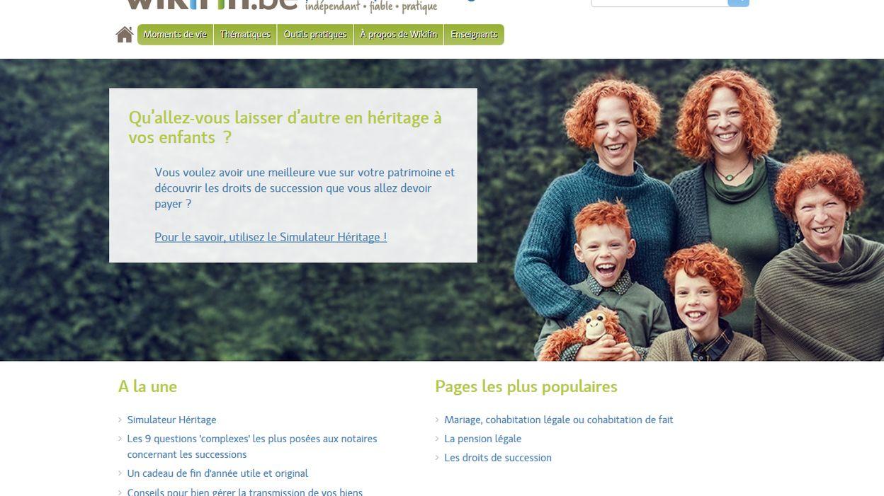 Wikifin lance un simulateur en ligne pour calculer le for Simulateur porte logique en ligne