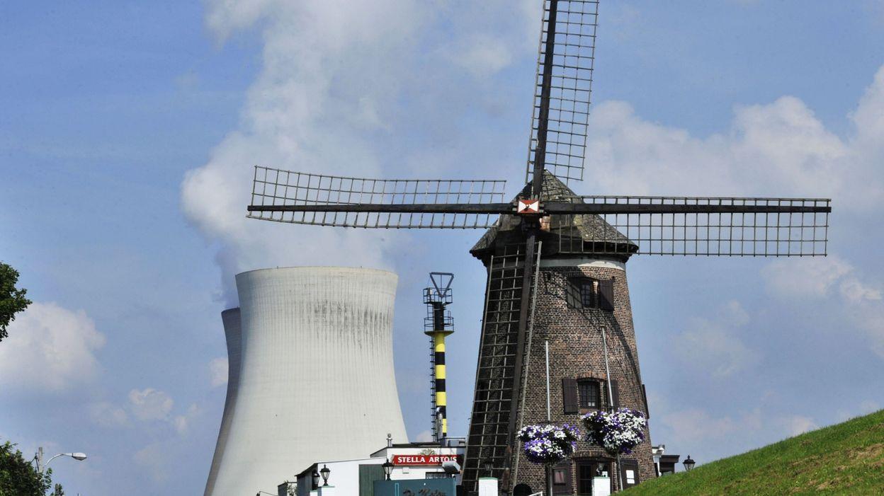 La s curit de la centrale nucl aire de doel menac e par le port d 39 anvers - Port d anvers belgique adresse ...