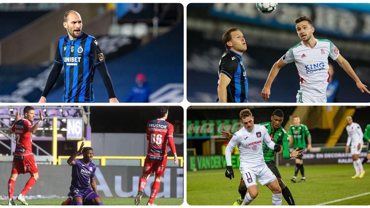 Football : pour prendre des points, recruter en hiver ne sert à rien… Sauf, pour le FC Bruges - RTBF